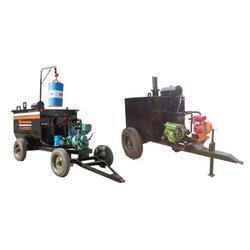 Tractor Mounted Bitumen Storage Tank