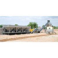 Slinger Conveyor Macadam Plant