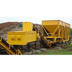Vibratory Screen Macadam Plant