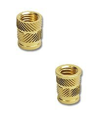 Brass Ultrasonic Threaded Inserts