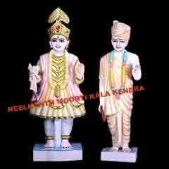 Load Swaminarayan Statue