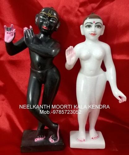 Iskon Radha Krishna Idol