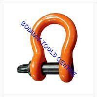 Bow Shackles Alloy Steel Forged