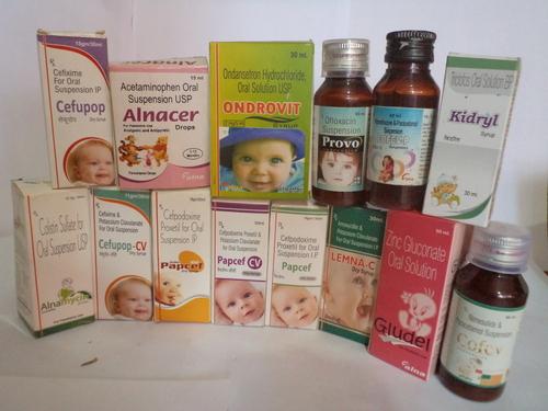Antibiotics & Anti Infectives Syrup