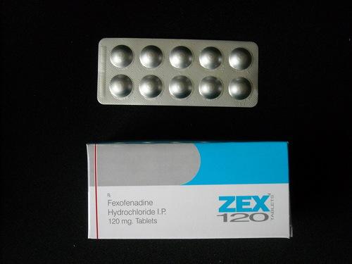 Fexofenadine Hydrochloride Tablets