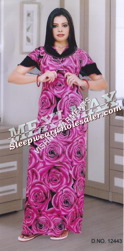 Fancy Night Gowns Exporter, Importer, Manufacturer & Supplier, Fancy ...