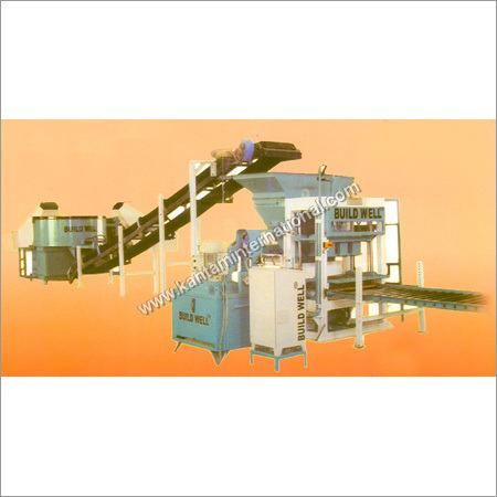 Fully Automatic Brick Plant