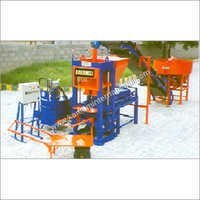 Fly Ash Bricks Making Semi Automatic Plant