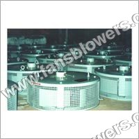 Thyristor Panel Cooling Fan