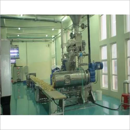 Industrial Continuous Dough Mixer