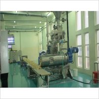 Industrial Continuous Dough Mixer