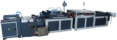 Fully Automatic Case Maker Machine