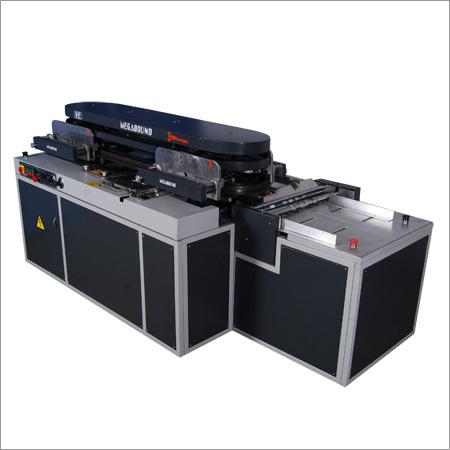 Three Clamp Perfect Binding Machine