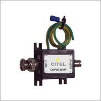 Coaxial Surge Protector Systems