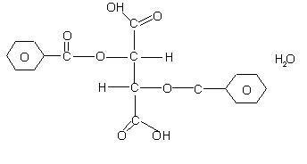 Di Benzoyl D Tartaric Acid,Monohydrate