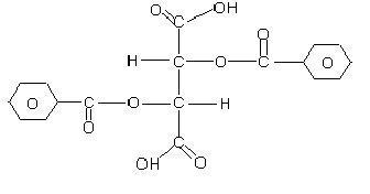 Di Para Toluoyl D Tartaric Acid, Anhydrous