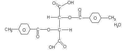 Di para Toluoyl L Tartaric Acid,Monohydrate