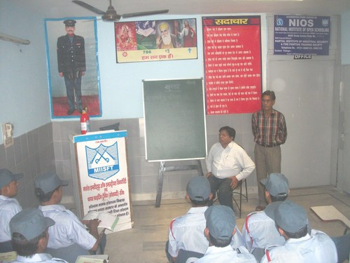 Security Guard Training Solution