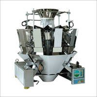 Multihead Loadcell Weigh Filler