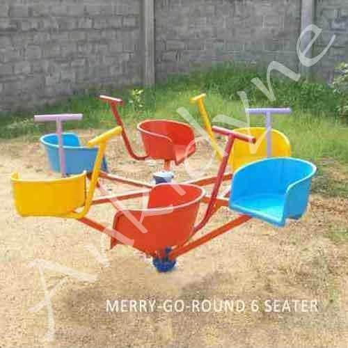 Merry Go Round Six Seater