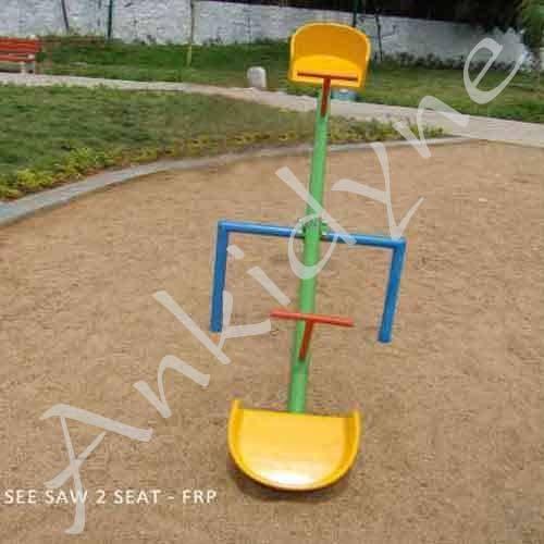 Single Board See Saw