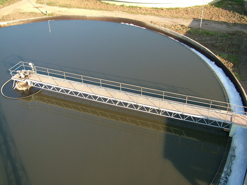 Clean Water Treatment Clarifiers