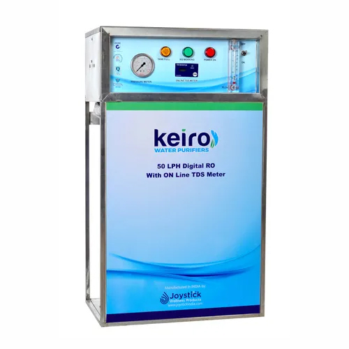 50 LPH ,100 LPH Digital Commercial RO