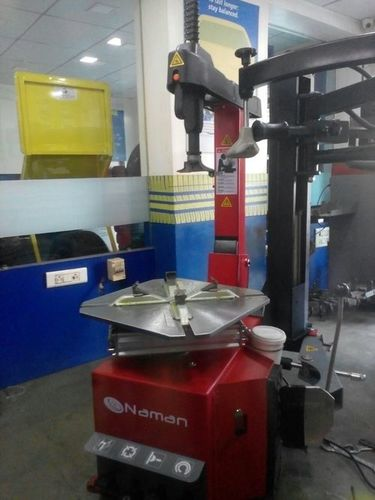 Electric Tyre Changer