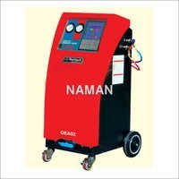Semi Automatic Garage Equipment