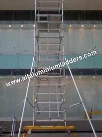 Aluminium Scaffolding Tower Equipment