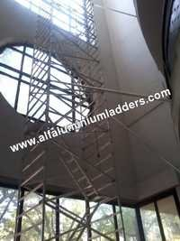 Aluminium Mobile Scaffolding Tower