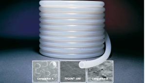 sanitary silicon tubing
