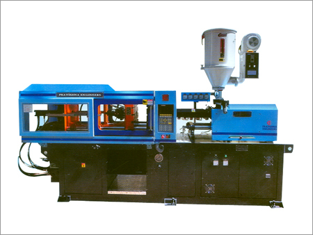 Horizontal Locking Injection Molding Machine