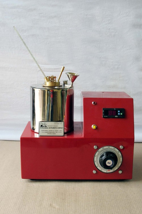 Digital Abel Flash Point Apparatus