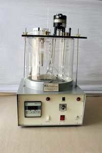 Round Kinematic Viscometer Bath
