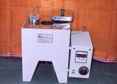 Micro Carbon Residue Tester