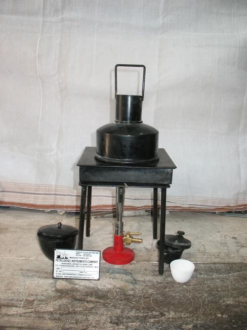 Conradson Carbon Residue Apparatus