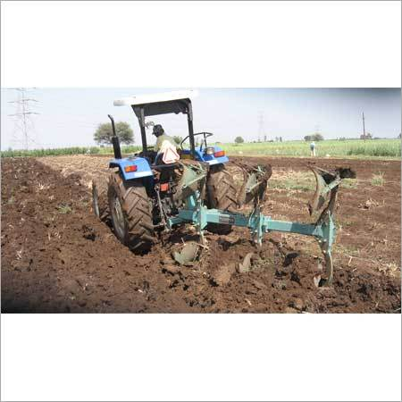 Tractor Mounted Plough