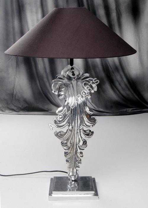 Antique Aluminium Lampshade