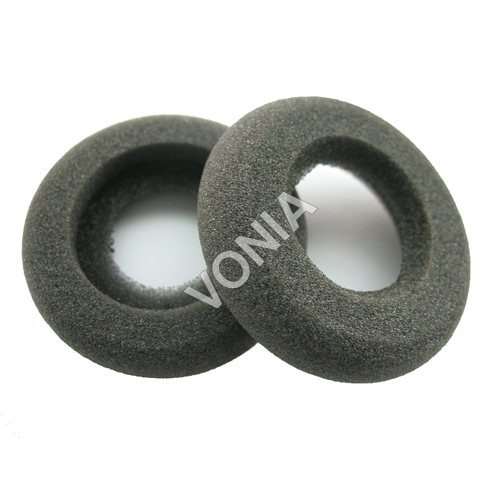 Headphone Foam Cushion with Dome Hole