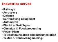 Industrial Sheet Metal Fabrication