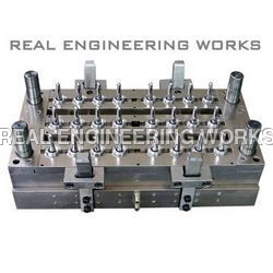 24 Cavity Preform Mould