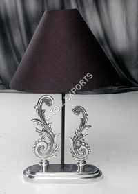 Aluminium Lamp With Shade