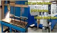 Sheet Steel Fabrication