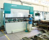 CNC Machine Bending