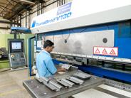 Sheet Steel Bending