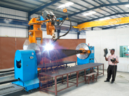 Robotic Welding Services