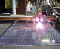 Oxyfuel Plasma Cutting