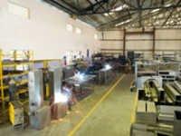 Manual Welding Fabrication
