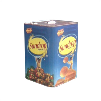 15kg Tin Container